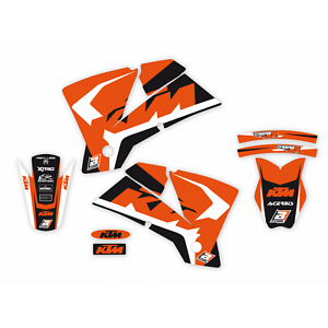 kit-adesivi-grafiche-moto-Ktm-Exc-f-Sx-Sxf-2001-2002-2003-2004-2517N-Blackbird