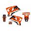 kit-adesivi-grafiche-moto-Ktm-Exc-f-Sx-Sxf-2001-2002-2003-2004-2517N-Blackbird Indexbild 1