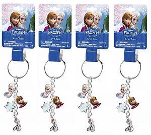 Image is loading 4x-Disney-Frozen-Princess-Anna-Elsa-Olaf-Metal-