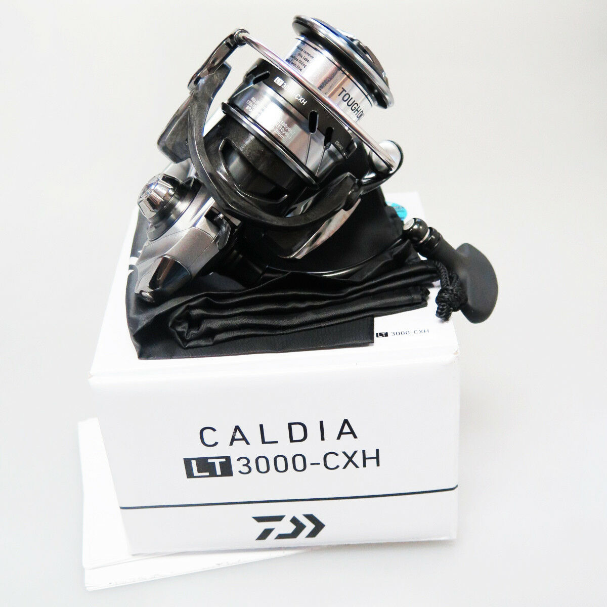 Nueva Luz 3000-CXH Spinning Cocheretes Daiwa Caldia 2DAY Prioridad FEDEX a EE. UU.