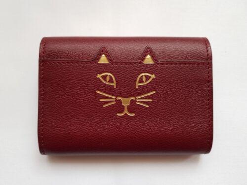 Charlotte Feline New Wallet Leather Mini Olympia QWrdxeoCB