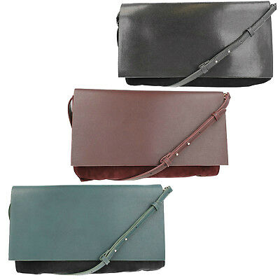 LADIES CLARKS MOROCCAN JEWEL SMART CROSS OVER BODY EVENING ENVELOPE CLUTCH BAGS