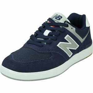 New-Balance-Men-039-s-Am574-Ankle-High-Leather-Sneaker