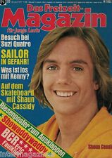 Das Freizeit-Magazin 26/1977,Shaun Cassidy,Suzi Quatro,Sailor,Kenny,Barry Sheen,