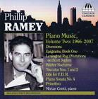 Ramey Piano Music Vol.2 von Mirian Conti (2008)