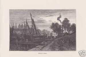 Ansicht-Moselufer-bei-Koblenz-HOLZSTICH-um-1880