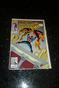 The-Spectacular-Spider-Man-Comic-Vol-1-No-193-Date-10-1992-Marvel-Comic