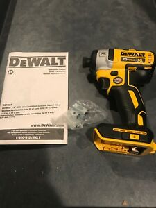 New-DEWALT-DCF887-20V-20-Volt-1-4-3-Speed-lithium-Ion-Impact-Driver-Tool-DCF887B
