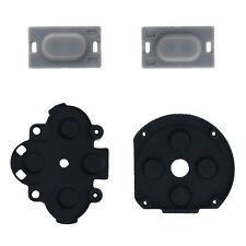 New Fat Phat PSP-1000 PSP-1001 D-Pad ABXY L & R Rubber Silicon Pads Replacements