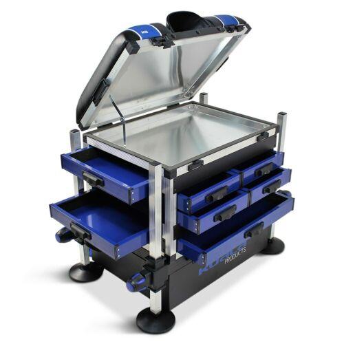 spray Bar /& SIDE TRAY Koala Products ® système KS7 7 tiroir Siège Boîte semelle