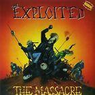 The Exploited The Massacre 2x Vinyl LP &