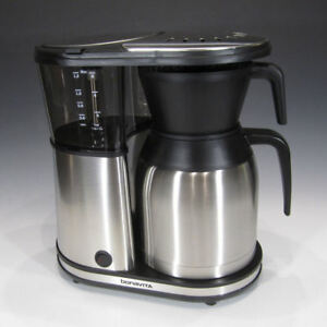 80eefcf6a6be Image is loading Bonavita-Coffee-Maker-8-Cup-Stainless-Steel-Carafe-