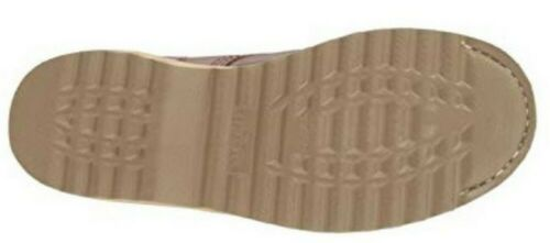 "AdTec Men/'s 8/"" Steel Toe Farm Boot Full-Grain Leather Boots Redwood 1312"