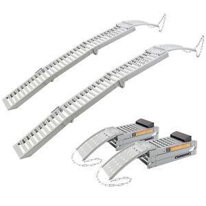 2 x rampe de chargement rampe d 39 acc s rails d acc s rampes. Black Bedroom Furniture Sets. Home Design Ideas