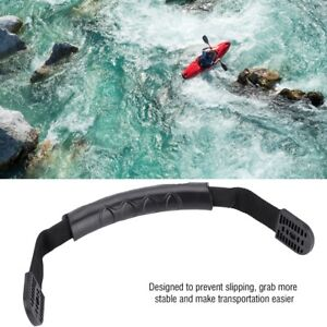 1Pair Kayak Canoe Boat Side Mount Handle with Bungee Cord Accessories New