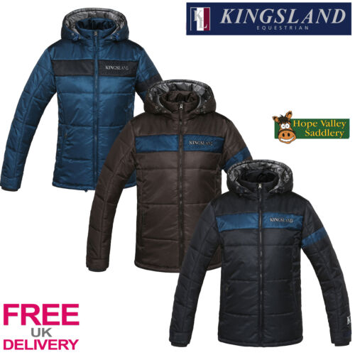 153-OW-205 **BNWT** Kingsland Noor Unisex Padded Jacket