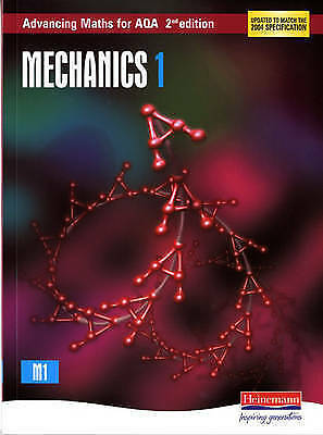 1 of 1 - Advancing Maths for AQA: Mechanics 1 2nd Edition (M1) by Pearson Education...