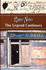Ripper Notes: The Legend Continues by Wolf Vanderlinden, Alan Sharp, Dan Norder (Paperback, 2008)