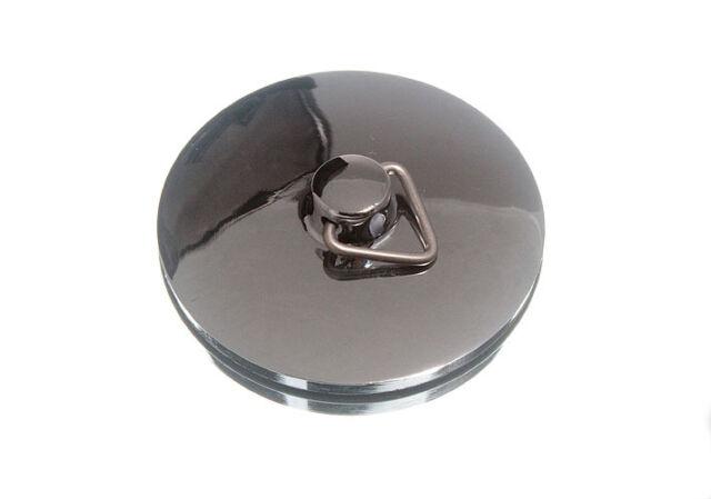 "1 1//2/"" Basin Plug /& Chain Chrome Plated Bath Kitchen Sink"