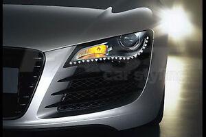 AUDI-R8-sidelights-FOG-lights-LEDS-SUZUKI-CAPPUCINO