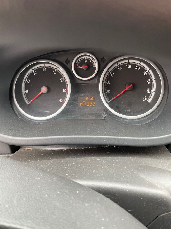 Opel Corsa, 1,2 16V Enjoy, Benzin