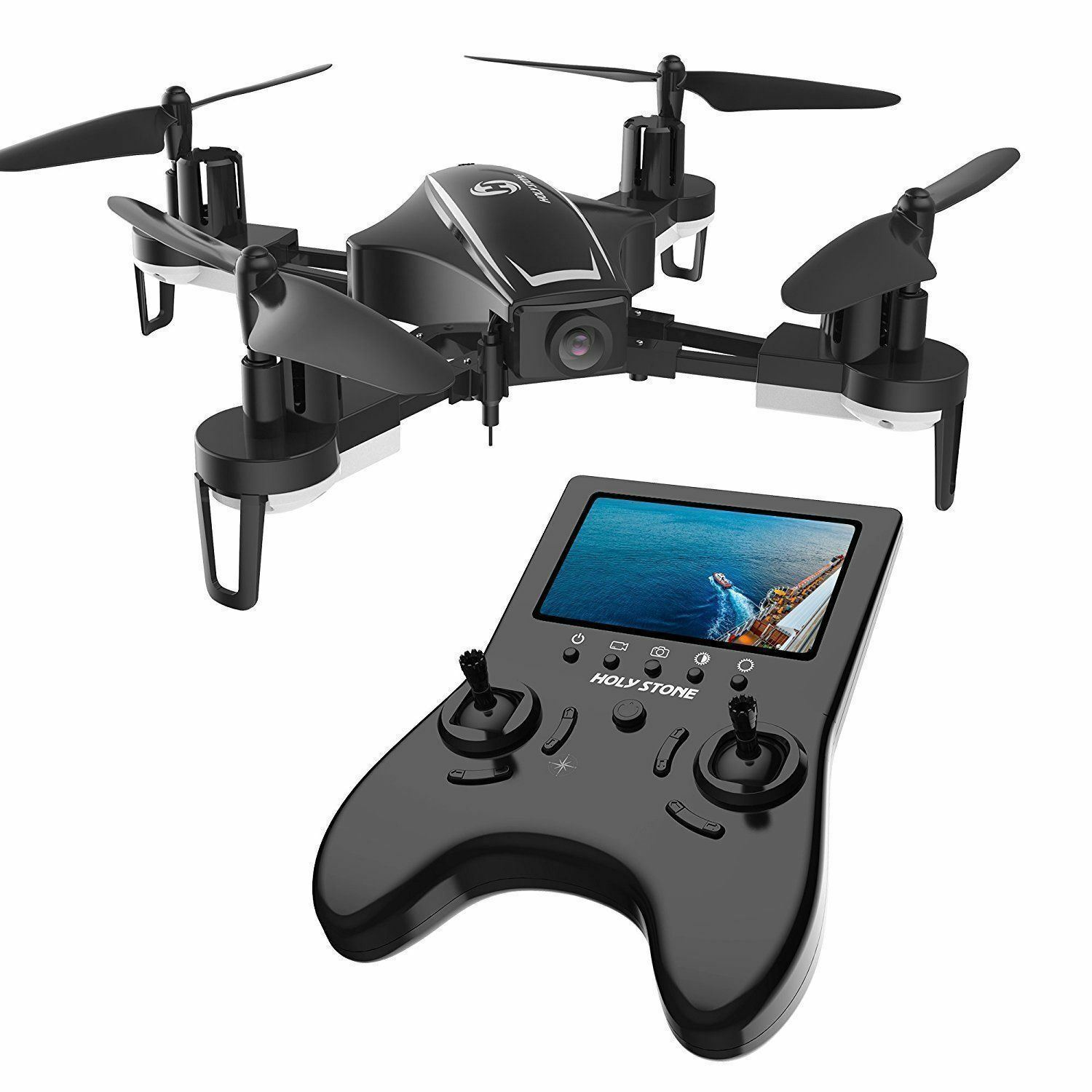 Holy Stone Racing Drone w  HD Video Camera High Speed Wind Resistance Quadcopter