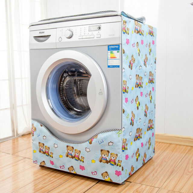 Zipper Washing Machine Cover for Drum-type Front Load Washer//Dryer  Waterproof