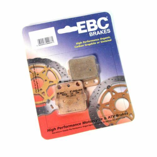 EBC HH Rear Brake Pads For Suzuki 2004 AN400 Burgman K4
