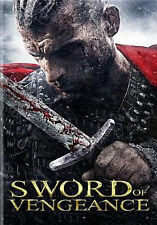 SWORD OF VENGEANCE - DVD - Region 1 - Sealed