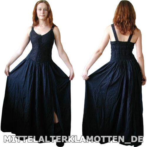 S-XXXL 7 Fb. Mittelalterkleid Mieder Freizeit Mittelalter Kleid MIEDERKLEID