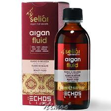 Argan Fluid leave-in 150ml Seliar ® Hair Secret Linssed Oil Silk Protein Antiage
