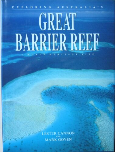 1 of 1 - Exploring Australia's Great Barrier Reef - Lester Cannon & Mark Goyen, Aquarium