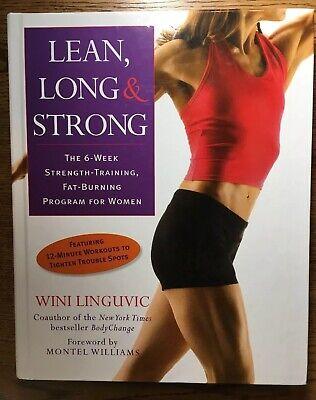 lean long  strong the six week strengthtraining fat