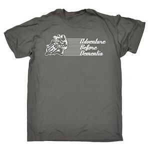 Adventure-Before-Dementia-Motorbike-T-SHIRT-Moto-Funny-Present-Gift-Birthday