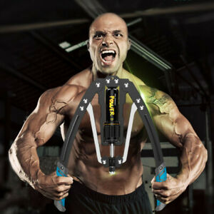 New-Equipment-Power-Twister-Arm-Chest-Fitness-Exercise-Stand-Training-Machine
