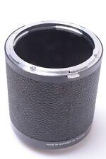 ROLLEIFLEX SL66 E, SE 80MM EXTENSION MACRO RING, TUBE