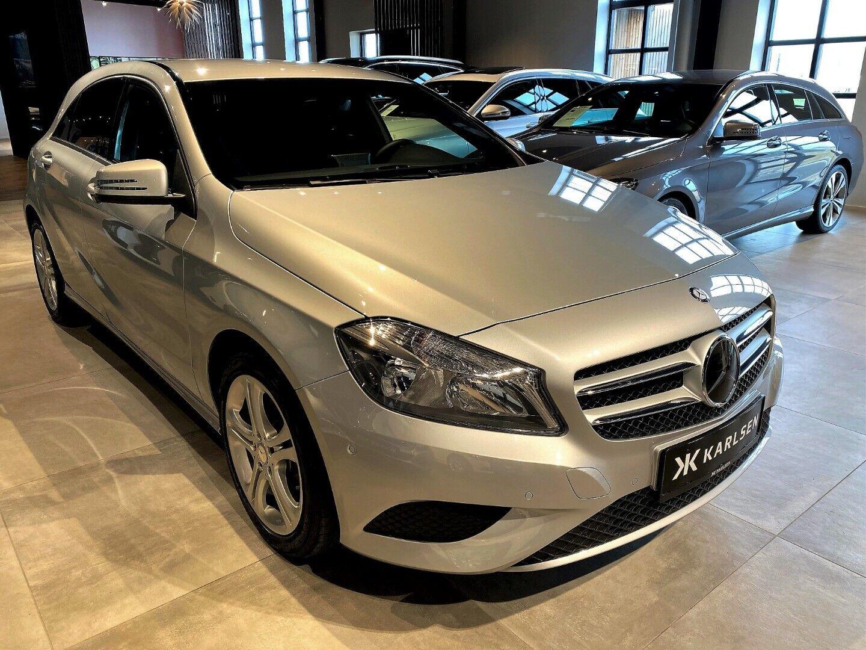 Mercedes A200 2,2 CDi Urban aut. 5d