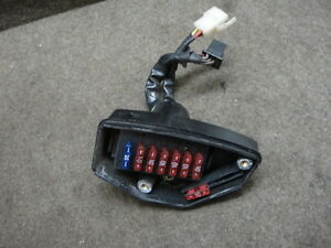 s l300 88 honda vt1100 vt1100c shadow fuse box kk9 ebay VT1100C 2006 at panicattacktreatment.co
