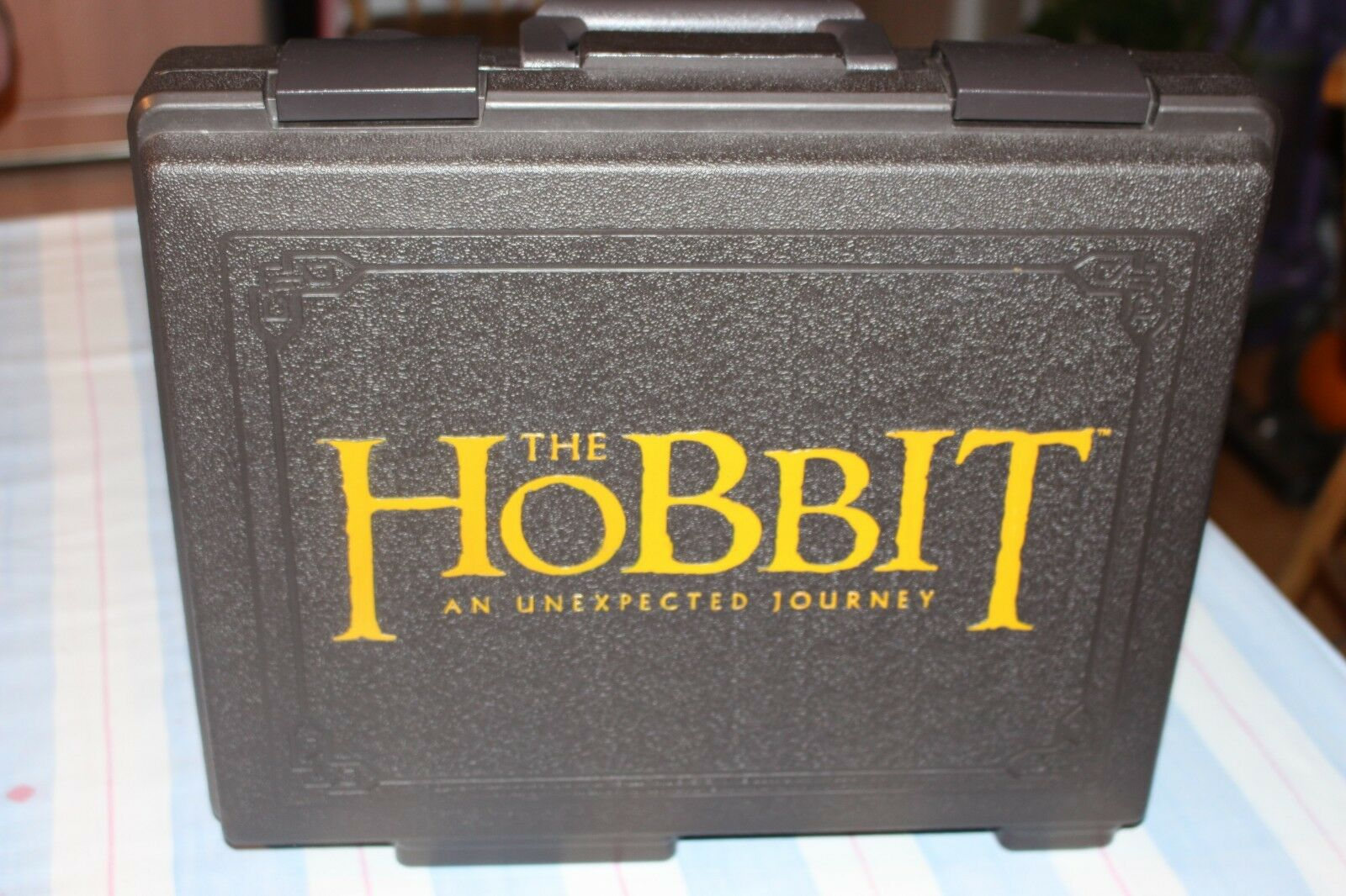 Games Workshop The Hobbit Figure Carry Case Citadel New Lord Lord Lord of the Rings GW OOP b20f1a
