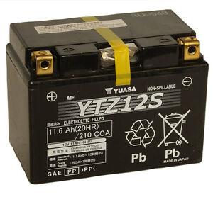 Batterie-Yuasa-moto-YTZ12S-YAMAHA-TMAX-11