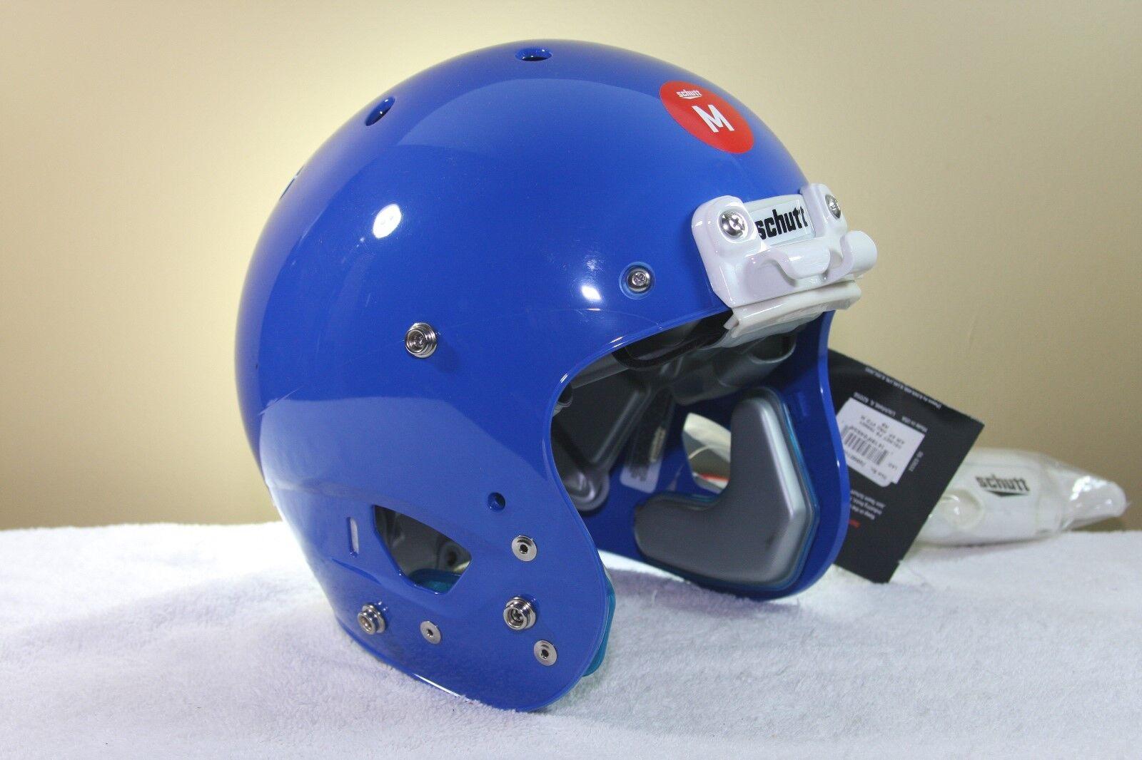 ADULT Schutt AiR XP PRO VTD Football Helmet ROYAL blueE New 2017 MEDIUM 212