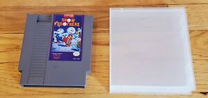 Snow-Brothers-Bros-Nintendo-NES-Video-Game-Cartridge-Capcom-AUTHENTIC-lot