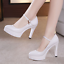 Women-Pointed-Toe-Low-Mid-High-Heel-Stiletto-Work-Smart-Wedding-Pumps-Shoes-New thumbnail 15