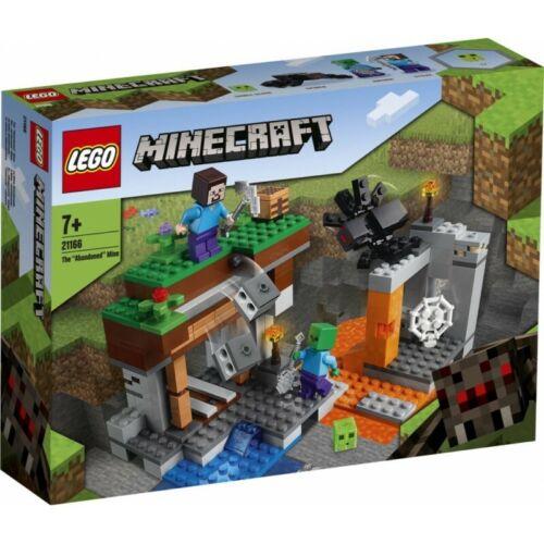 """LEGO MINECRAFT 21166 The """"Abandoned"""" Mine da DICEMBRE 2020"""
