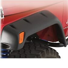 "Smittybilt Black 6"" Wide Fender Flares Jeep Wrangler TJ 17190 Fits 97-06"