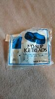 Mens No Slip Ice Treads For Shoes - Great On Snow, Slick Surfaces Or Ice