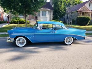 1956 Chevrolet Belair 2 dr Hardtop