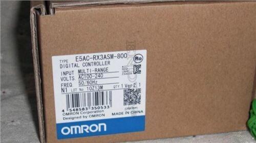 Neue E5AC-RX3ASM-800 Ersetzen E5AZ-R3T 10 Plc Omron Temperaturregler Plc wz