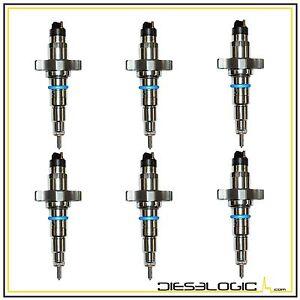 2004 dodge ram 3500 cummins injectors