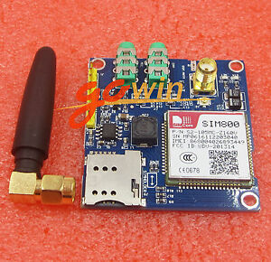 Details about SIM800 Quad-band MINI V4 Wireless GSM GPRS Module + Calling  REPLACE SIM900A